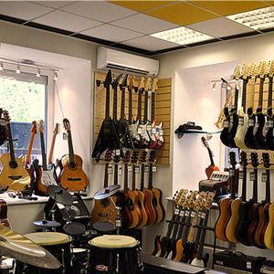 Музыкальные магазины Тольятти