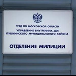 Отделения полиции Тольятти