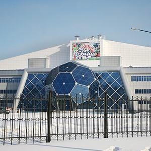 Спортивные комплексы Тольятти