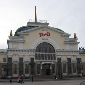 Железнодорожные вокзалы Тольятти